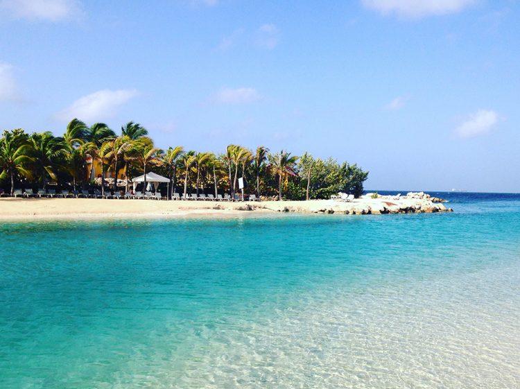 O Charme do Caribe Holandês
